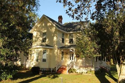 Lake Helen Single Family Home For Sale: 113 N Prevatt Avenue
