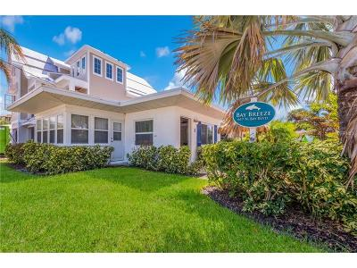 Anna Maria Single Family Home For Sale: 617 N Bay Boulevard