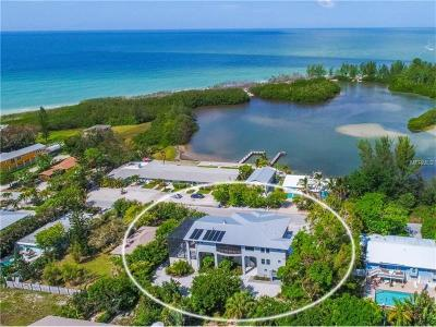 Longboat Key Single Family Home For Sale: 431 N Shore Road