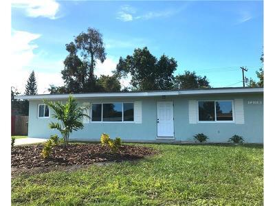 Bradenton Single Family Home For Sale: 1610 58th Avenue Drive W