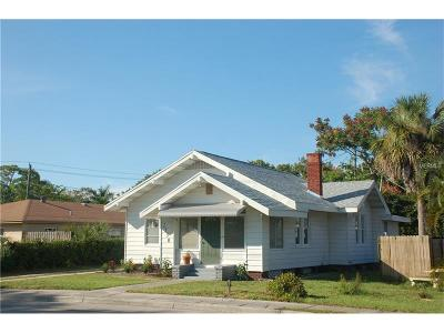 Bradenton Single Family Home For Sale: 2530 9th Ave W