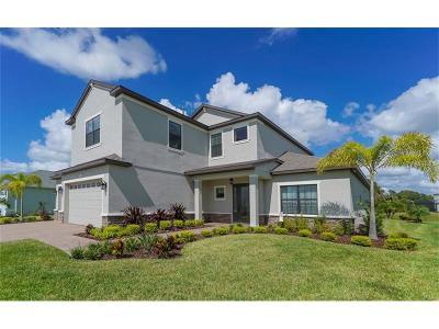 Bradenton Single Family Home For Sale: 658 Rosemary Circle