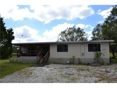 Palmetto Single Family Home For Sale: 5915 Willis Road