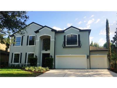 Riverview Single Family Home For Sale: 8846 Alafia Cove Drive