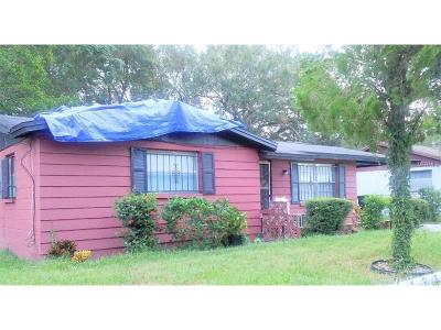 Tampa Single Family Home For Sale: 4409 N 48th Street