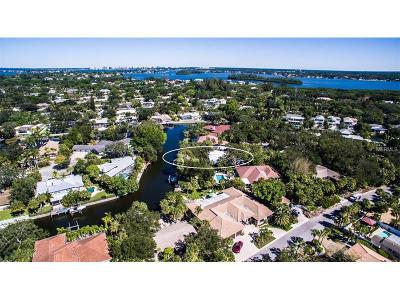 Sarasota Single Family Home For Sale: 4848 Oxford Drive