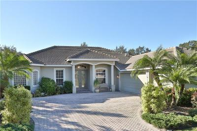 Sarasota Single Family Home For Sale: 3758 Eagle Hammock Drive