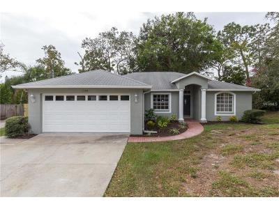 Tarpon Springs Single Family Home For Sale: 1106 E Lime Street