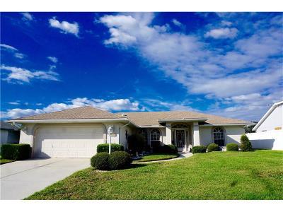 Palmetto Single Family Home For Sale: 6602 64th Lane E