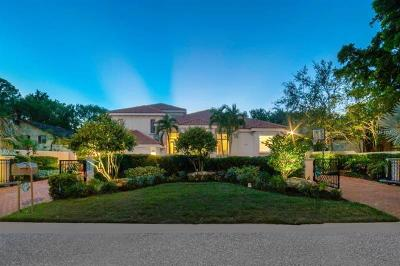 Sarasota Single Family Home For Sale: 1508 Flower Drive