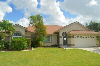 Sarasota Single Family Home For Sale: 2313 Appaloosa Circle