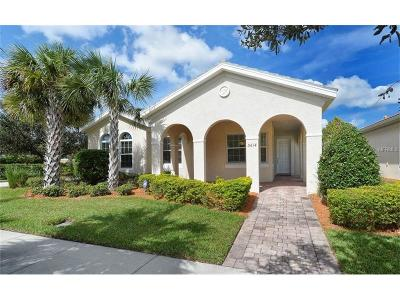 Sarasota Single Family Home For Sale: 5614 Fossano Drive