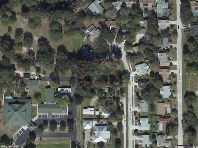 Sarasota Residential Lots & Land For Sale: 5200 Camphor Avenue