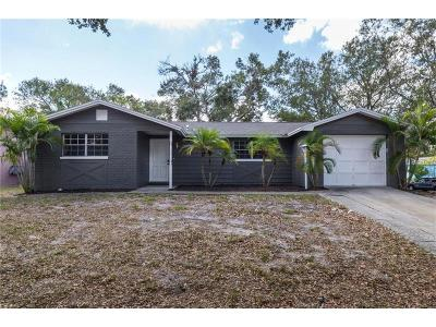 Tarpon Springs Single Family Home For Sale: 1317 Crossbow Lane