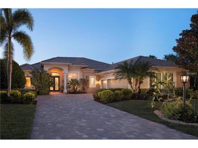 Bradenton Single Family Home For Sale: 4926 96th Street E