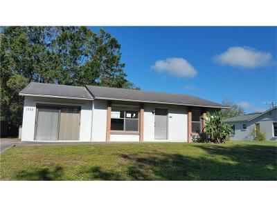 Venice Single Family Home For Sale: 1398 Devon Road