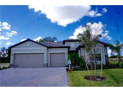 Bradenton Single Family Home For Sale: 11513 Autumn Leaf Way