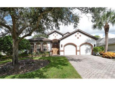 Osprey Single Family Home For Sale: 132 Bishops Court Road
