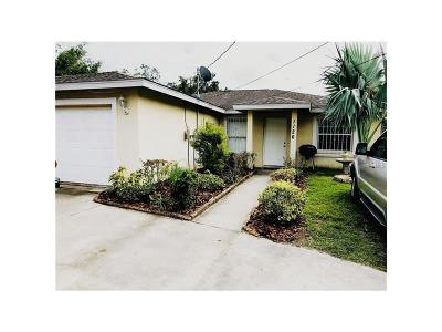 Bradenton Single Family Home For Sale: 1126 28th Avenue Drive E