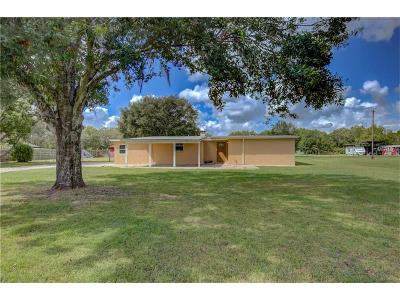 Parrish Single Family Home For Sale: 5107 Fort Hamer Road