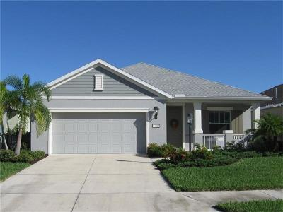 Sarasota Single Family Home For Sale: 4623 Whispering Leaves Drive
