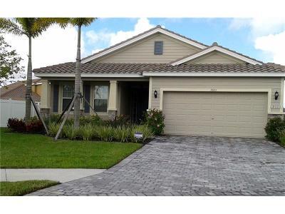 Sarasota Single Family Home For Sale: 3021 Esmeralda Drive