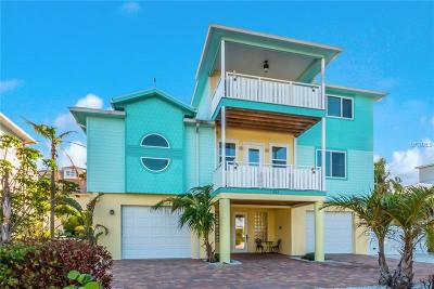 Anna Maria Single Family Home For Sale: 505 S Bay Boulevard