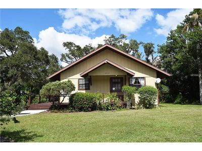 Sarasota Single Family Home For Sale: 2441 Portland Street