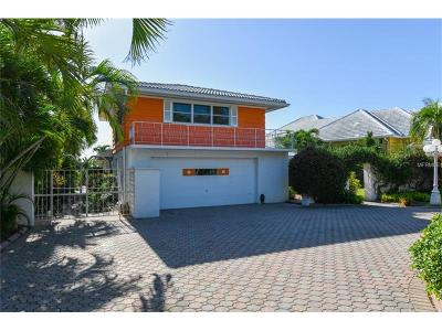 Sarasota Single Family Home For Sale: 1320 John Ringling Parkway