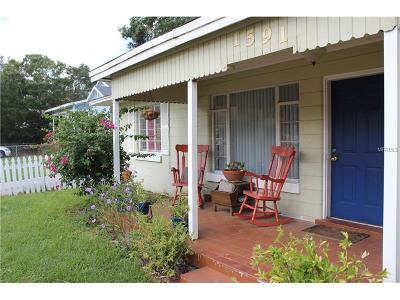 Single Family Home For Sale: 1591 7th Street