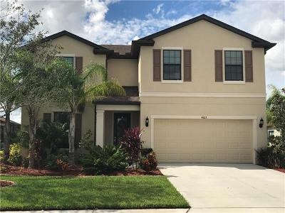Bradenton Single Family Home For Sale: 4823 68th Street Circle E
