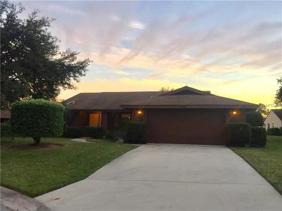 Single Family Home For Sale: 5722 Doral Court