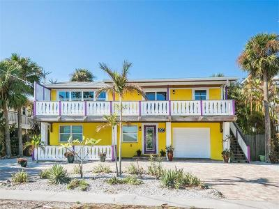 Anna Maria Single Family Home For Sale: 307 S Bay Boulevard