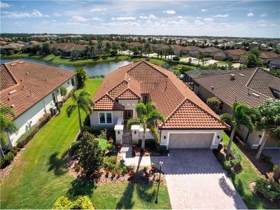Bradenton Single Family Home For Sale: 5263 Castello Lane