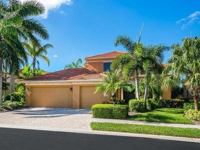 Sarasota Single Family Home For Sale: 5151 Cantabria Crest