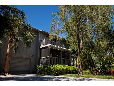 Sarasota Townhouse For Sale: 1543 Landings Boulevard #75