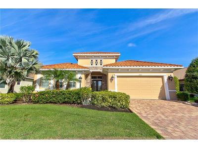 Lakewood Ranch, Lakewood Rch, Lakewood Rn Single Family Home For Sale: 15607 Leven Links Place