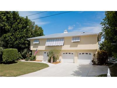 Bradenton Single Family Home For Sale: 10104 Sandpiper Road E