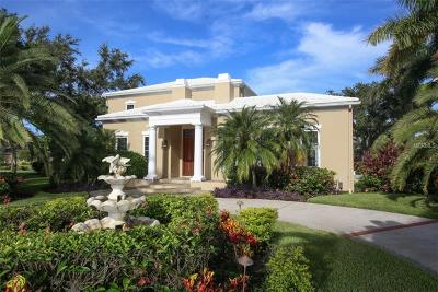 Single Family Home For Sale: 4369 Boca Pointe Drive