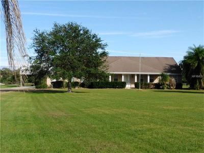 Palmetto Single Family Home For Sale: 6256 36th Avenue E