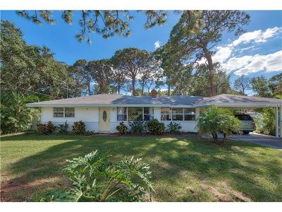Nokomis Single Family Home For Sale: 209 Hills Road