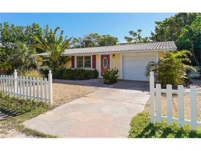 Anna Maria Single Family Home For Sale: 234 Gladiolus Street