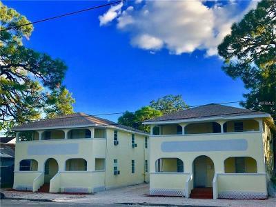 Bradenton Multi Family Home For Sale: 221 10th Avenue W
