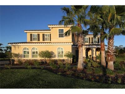 Bradenton Single Family Home For Sale: 115 171st Street E