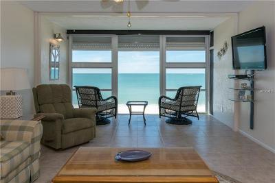 Holmes Beach Condo For Sale: 5300 Gulf Drive #306