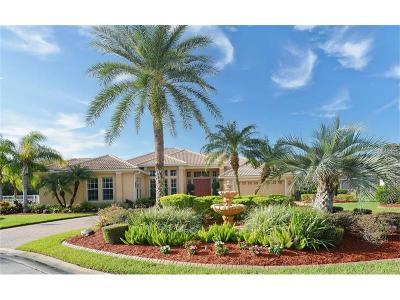 Bradenton Single Family Home For Sale: 13108 Raven Terrace