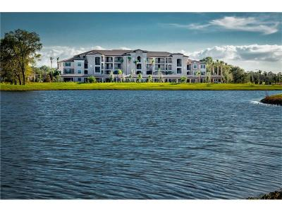 Lakewood Ranch Condo For Sale: 16706 Vardon Terrace #405