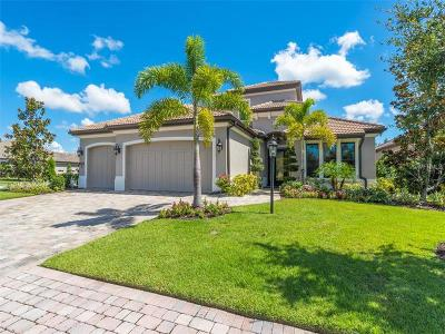 Lakewood Ranch Single Family Home For Sale: 14809 Secret Harbor Place