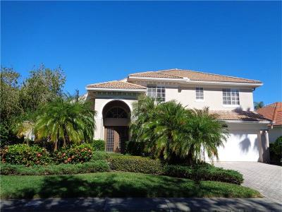 Lakewood Ranch Single Family Home For Sale: 6843 Bay Hill Drive