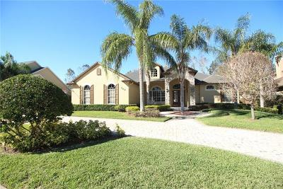 Winter Springs Single Family Home For Sale: 200 Heatherwood Court